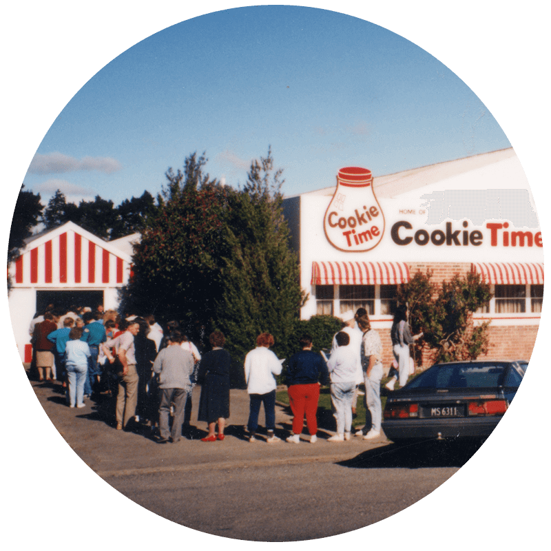 Old School Cookie Time