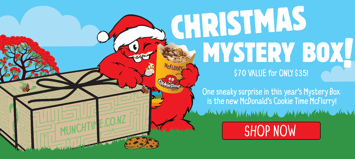 2018 Christmas Cookies Are Here!