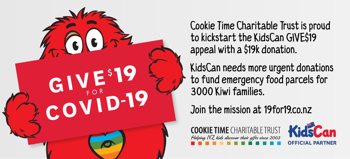 Give $19 for Covid-19